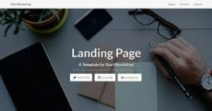 Lead Capture Landing pages
