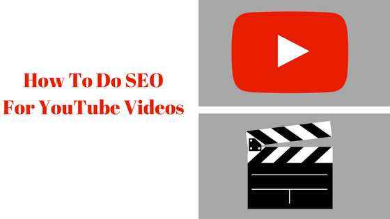 seo your youtbue video