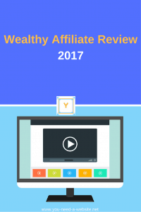 Wealthy Affiliate Review 2017, start an online business today, grab your free website, make money while you sleep