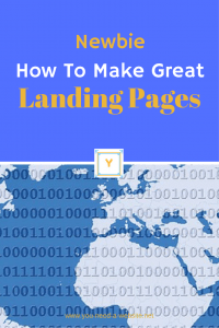 Landing pages explained for those who don't know what one is