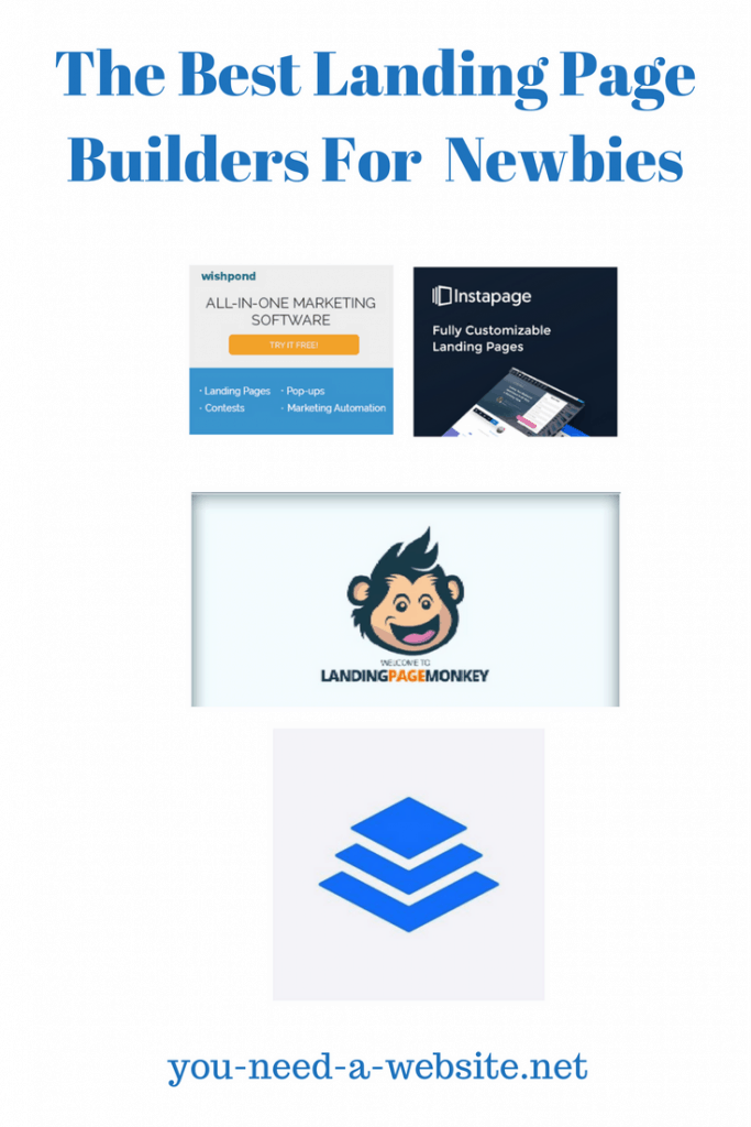 The best landing page builders for newbies